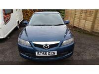 Mazda 6 2006 TSD for sale £800 O.N.O.