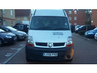 Renualt master LWB, Very good runner,12months MOT, Ready for use
