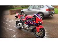 Honda Fireblade 1000rr not Suzuki,Yamaha,Ducati,Kawasaki
