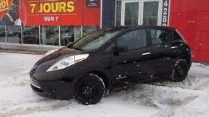 2014 Nissan Leaf SL / GPS / CAMERA DE RECUL  / CAMERA 360