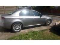 Alfa romeo 159 (car is in working condition)