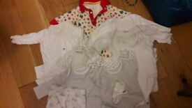 Newborn unisex clothes bundle