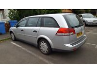 Vauxhall vectra 1.9 CDTI LONG MOT