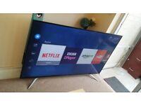 HISENSE HE65K5510 65″ SMART 4K ULTRA HD HDR TV