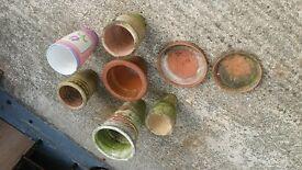 Garden Pots - Terracotta