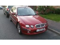 ROVER 25 IMPRESSION 1400cc 25140 MILES FROM NEW