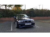 bmw e46 320cd sport auto swap available