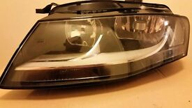 AUDI A4 HEADLIGHT SET