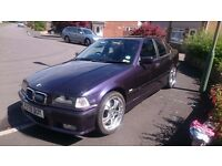 BMW 316i se , 1998 E36 M3 Replica, 3 Series, 10 MONTH MOT. £850 ONO