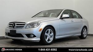 2008 Mercedes-Benz C300 4MATIC cuir mags toit ouvrant