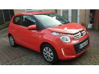 "●65 REG●CITREON C1 FEEL 5DR ORANGE 7""SCREEN 2K LOW MILES 0 OWNERS MANAULS LOADED EXTRAS"
