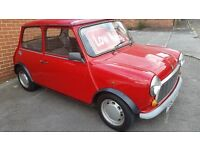 Austin Mini - 2 Lady Owners - Low Mileage