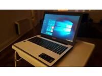 Acer Laptop 4GB RAM 750GB HDD HDMI USB 3.0 Windows 10 Office 2013