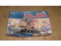 Axis & Allies - 1986 version