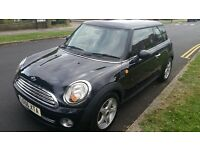 Mini Cooper 1.6 Petrol, AUTO, SAT NAV, Leather