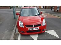 SUZUKI SWIFT - LOW MILEAGE - 12 MONTH MOT - GREAT CONDITION