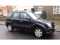 2007 SUZUKI IGNIS 1.3, LOVELY CAR , only 69000 miles, 1 P/OWNER, S/HISTORY, MOT
