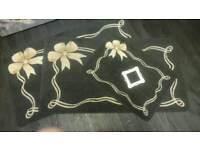 Romany gypsy mats and switch surround
