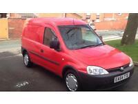 2004 Vauxhall combo 1700 cdti