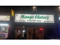 Indian Takeaway for sale in Catford/Bromley area