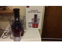 Fruit Juicer - Andrew James