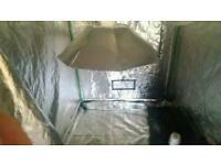 grow tent set up for sale