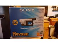 Sony 'Handycam vision' camcorder
