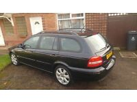 Jaguar X-Type estate 57 plate , Px or swop for gsxr 600 or 750