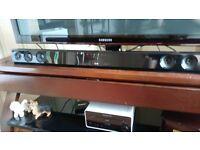LG 160w Soundbar.As new.