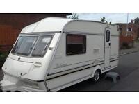1998 jubilee rally man 2brith full awning and extra