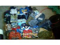 Huge bundle boys 6-7 clothing