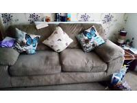 DFS 3 Seater Sofa and 2 Armchairs, LOCAL DELIVERY POSSIBLE.