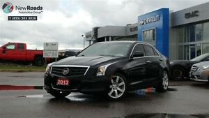 2013 Cadillac ATS 2.5L 2.5L, One Owner, No Accident, Low Km's