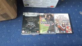 PC Games Bundle (The Witcher Enhance Edition)