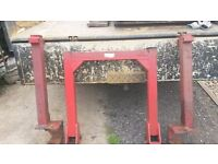 Massey ferguson 135 roll bar