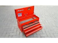 SNAP ON TOOL BOX CHEST - £130 O.N.O.