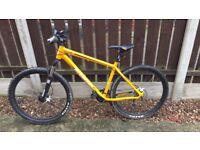 Kona NuNu limited edition Mountain Bike
