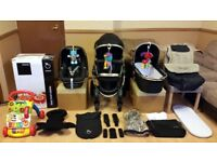 iCandy Peach 2 Pushchair Pram Stroller Travel System Maxi Cosi Pebble Car Seat & More