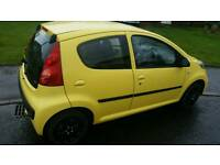 Pegeout 107 5 door 1.0 09 sell or swap 4x4 my take matiz in px