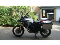 BMW F800 GS Adventure TE, used for sale  Sturminster Newton, Dorset
