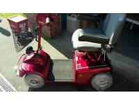 Eden mobility ex display 2014 shoprider sovereign 4mph