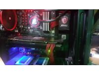 Custom Built Gaming PC (With all Boxes)