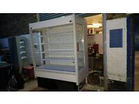Commercial multiduck display fridge