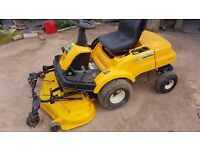 """Cub Cadet FMZ 50 commercial 50"""" side discharge ride on mower"""