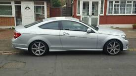 Mercedes benz c220 coupe for sale