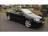 04 Reg Vauxhall Astra 1.6 Coupe Convertible Only 123.000 Miles from new and just 2 former keeper