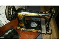 1895 Singer 27k sewing machine