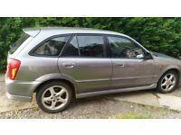 Mazda 323 £400 ono