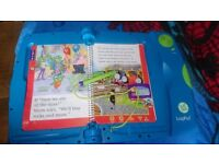 talking book leap pad to learn a lot of books plus free