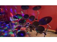 Alesis DM10 Pro Kit - Pearl Double Kicks Included - £595 - £50 off if collection